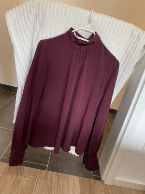 Marc by Marc Jacobs Long Blouse bordeaux