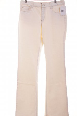 "Marc Jacobs Boot Cut Jeans ""Angela"" creme"