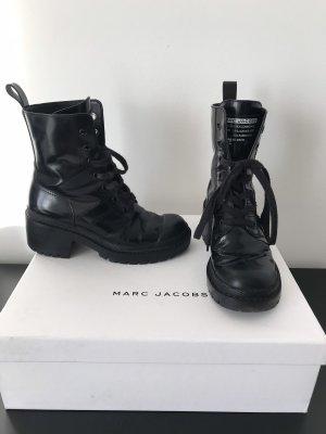 Marc Jacobs Aanrijg laarzen zwart Leer