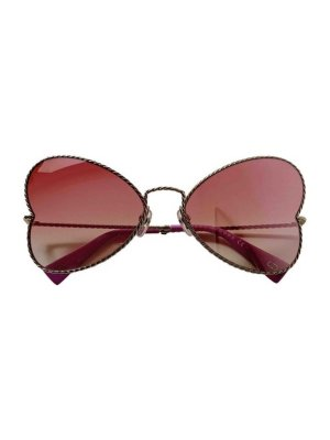Marc Jacobs Gafas mariposa multicolor
