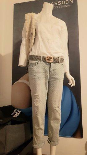 Marc Jacobs Boyfriend jeans veelkleurig Katoen
