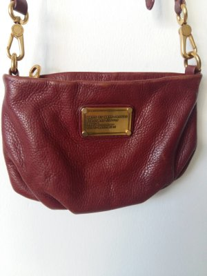 Marc Jacobs Crossbody bag purple leather