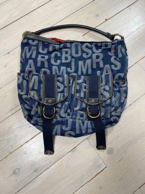 Marc Jacobs Hobotas blauw-lichtgrijs