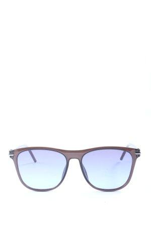 Marc Jacobs Hoekige zonnebril veelkleurig casual uitstraling