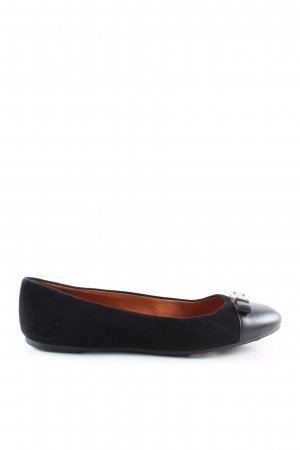 Marc Jacobs faltbare Ballerinas schwarz Casual-Look