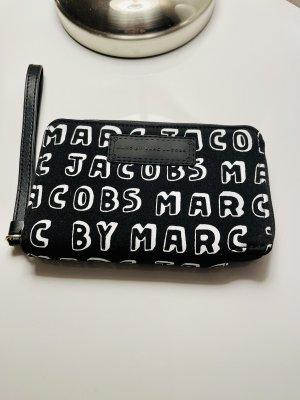 Marc Jacobs Portefeuille noir-blanc