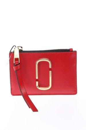 """Marc Jacobs Wallet """"Top Zip Multi Wallet"""" red"""