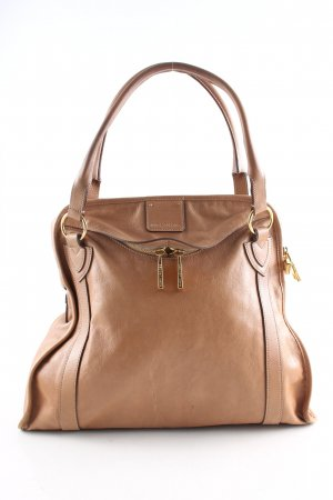 Marc Jacobs Sac Baril rose chair style d'affaires