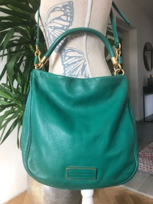 Marc by Marc Jacobs Hobos cadet blue leather