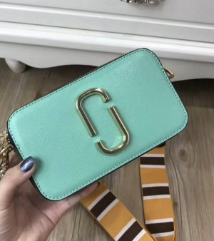 Marc Jacobs Crossbody bag turquoise