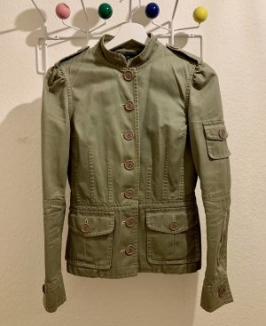 Marc Jacobs Giacca militare verde oliva