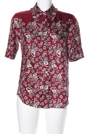 Marc Jacobs Short Sleeve Shirt allover print casual look