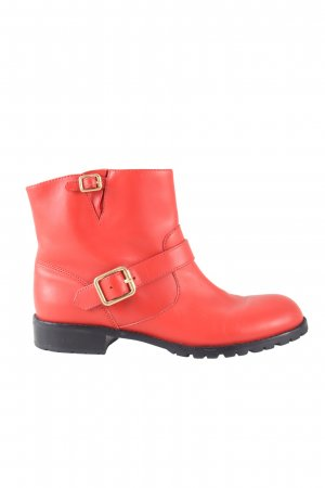 Marc Jacobs Kurzstiefel rot Casual-Look