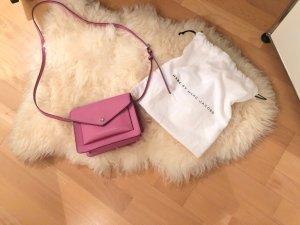 Marc Jacobs Marc Boy Marc Jacobs shoulderbag Handtasche Crossbody Umhängetasche rosa wie neu