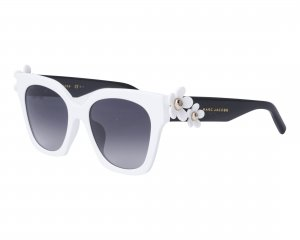 Marc Jacobs Retro Glasses white