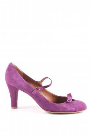 Marc Jacobs Mary Jane Pumps lilac casual look
