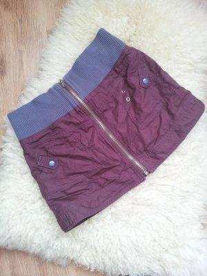 Marc Jacobs Mini-jupe multicolore tissu mixte