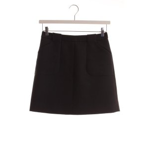 Marc Jacobs Mini rok zwart Wol