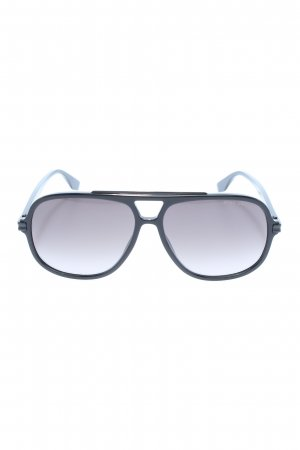 Marc Jacobs Oval Sunglasses black casual look