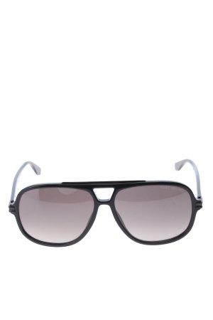 """Marc Jacobs ovale Sonnenbrille """"MARC 468/S Sunglasses"""" schwarz"""