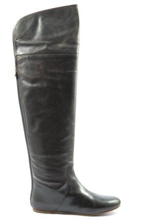 Marc Jacobs Kniehoge laarzen zwart casual uitstraling