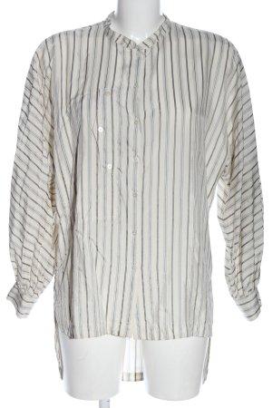 Marc Jacobs Oversized Blouse natural white-light grey allover print