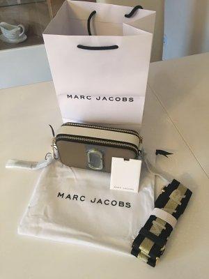 Marc Jacobs Sac bandoulière beige cuir