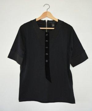 Marc Jacobs Pull à manches courtes noir coton