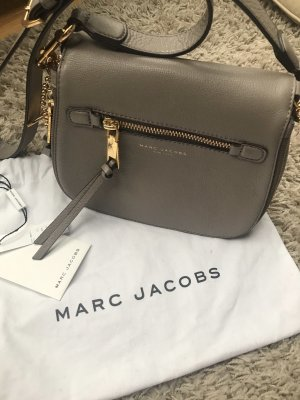 Marc Jacobs Recruit small pebbled-leather shoulder bag