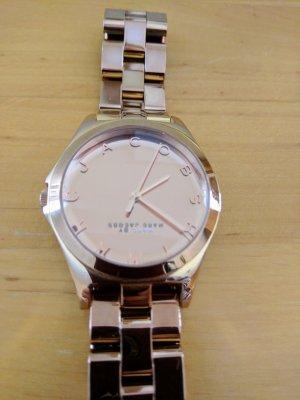 Marc Jacobs Rosé gold Uhr