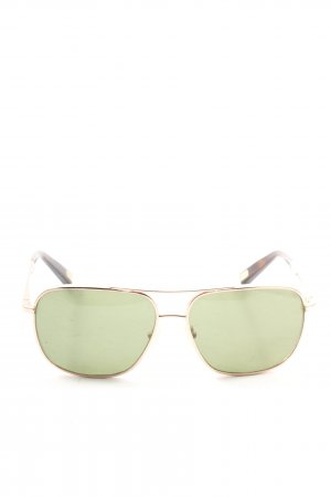 Marc Jacobs runde Sonnenbrille hellgrau Casual-Look