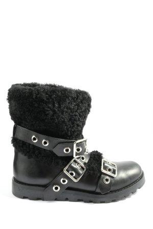 Marc Jacobs Slip-on laarzen zwart casual uitstraling