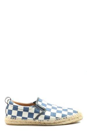Marc Jacobs Slip-on motif à carreaux style décontracté