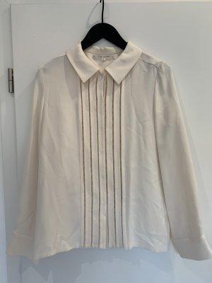 Marc Jacobs Zijden blouse wolwit Zijde