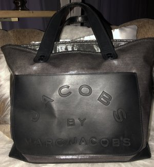Marc Jacobs Borsa shopper antracite-grigio scuro