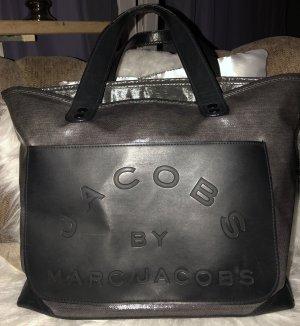 Marc Jacobs Shopper gris anthracite-gris foncé