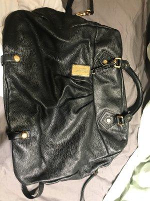 Marc Jacobs Shopper noir cuir