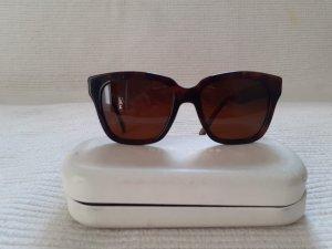 Marc Jacobs Hoekige zonnebril donkerbruin