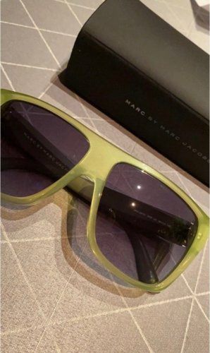 Marc Jacobs Hoekige zonnebril veelkleurig