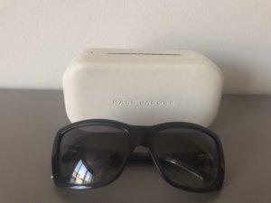 Marc Jacobs Gafas de sol cuadradas rojo zarzamora-violeta oscuro