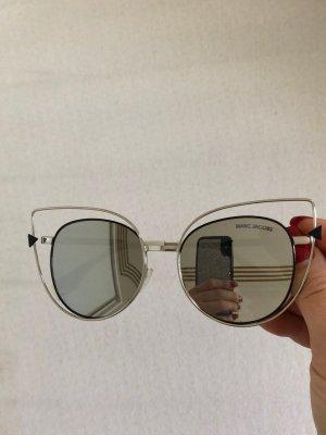 Marc Jacobs Gafas de sol cuadradas color plata