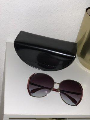 Marc Jacobs Ovale zonnebril veelkleurig