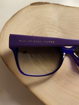 Marc Jacobs Occhiale da sole spigoloso multicolore