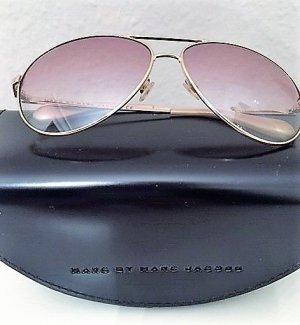 Marc Jacobs Gafas de piloto color rosa dorado-color oro metal
