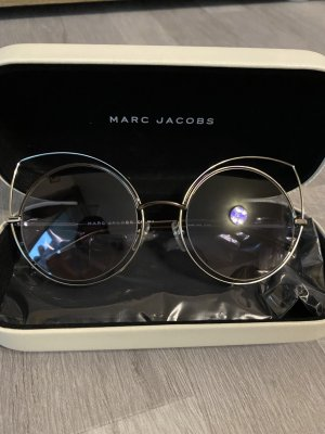 Marc Jacobs Glasses silver-colored-grey