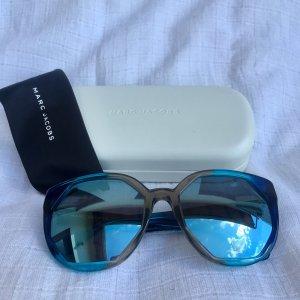 Marc Jacobs Sonnenbrille MJ585/S 55-19-135 NEU Blue Blau MJ 585