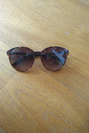 Marc by Marc Jacobs Occhiale da sole rotondo marrone-marrone scuro