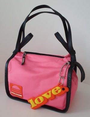 Marc Jacobs Bolso de compra rosa neón