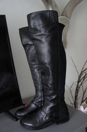 MARC JACOBS Stiefel Overknee Größe 37,5 Leder