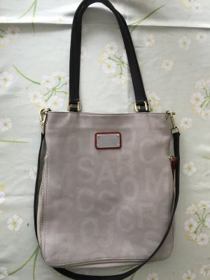 Marc Jacobs Handbag oatmeal-dark brown